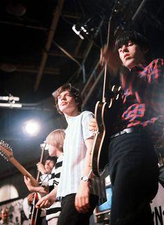 Em 1974 os Rolling Stones gravam o clássico It's Only Rock'n'Roll no estúdio do guitarrista Ronnie Wood (que tocava com a banda inglesa The Faces, liderada por Rod Stewart). Com a saída repentina de Mick Taylor para seguir carreira solo, Wood assume a segunda guitarra, embora só será oficialmente um membro efetivo dos Stones a partir da turne de 1975, cuja primeira apresentação com a banda ocorre em 1º de junho do mesmo ano em Baton Rouge, Lousiana, Estados Unidos