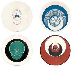 Marcel Duchamp's Rotoreliefs #round