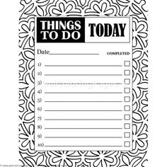 Free Memo Template Download Free Instant Download Zentangle Memo Pattern 4 Coloring Pages .