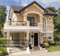 Fachadas de casas bonitas con balcon fachadas de balcones for Fachadas de casas modernas en honduras