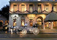 Historic Mills House, Downtown Charleston, SC. Our hotel for after the reception #DBBridalStyle