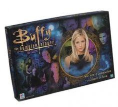 Buffy the Vampire Slayer tv show Board Game Hasbro Milton Bradley 2000 unused Board Game Online, Board Games, Dark Tower Board Game, Witch Board, T Games, Night Wishes, Game Item, Joss Whedon, Christmas Games