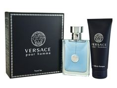 Versace Pour Homme Gift Set. Buy now at whaqo.com #whaqo #versace #pourhomme #pourhommegiftset #versacepourhommegiftset #giftset #versaceperfume #versacefragrance #perfumecollection #luxuryperfume #bestperfumeever #perfumeaddict #designerperfume #originalprices #discounthub #discount Best Fragrance For Men, Best Fragrances, Gianni Versace, Versace Versace, Versace Men Cologne, Versace Fragrance, Body Shampoo, Coconut Oil For Face, Perfume