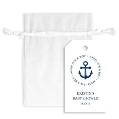 Anchors Away Hanging