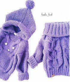 Магазин стильной вязаной одежды для детей