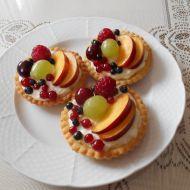 Fotografie receptu: Tartaletky plné ovoce Mini Tart, Pancakes, Food And Drink, Lunch, Drinks, Breakfast, Drinking, Morning Coffee, Beverages