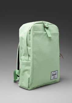 1bc17f2ba565 HERSCHEL SUPPLY CO. Acre Backpack.  50 Mint Green Outfits