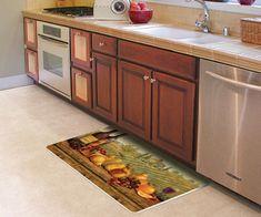 Nice Decorative Kitchen Floor Mats   Stain Proof