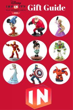 Disney Infinity 2.0 Gift Guide