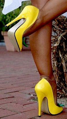 Super High Heels, Hot High Heels, High Heel Pumps, Womens High Heels, Stiletto Heels, Pantyhose Heels, Stockings Heels, Talons Sexy, Extreme High Heels