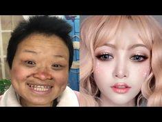 Asian Makeup Tutorials Compilation 2020 - Basic makeup guide / part21 - YouTube Asian Makeup Tutorials, Basic Makeup, Makeup Guide, Youtube, Base Makeup, Youtubers