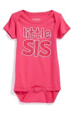 97db51a49ce Sara Kety Baby   Kids  Little Sis  Short Sleeve Bodysuit (Baby Girls)
