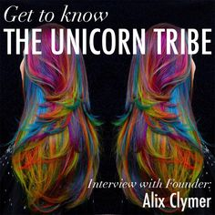 The Unicorn Tribe on Bangstyle, House of Hair Inspiration