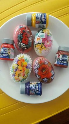 Decoupage, Painted Rocks, Diy And Crafts, Porcelain, Soap, Painting, Apple Painting, Bathroom Crafts, Paintings