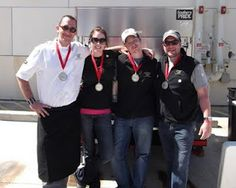 Hall Wines Cabernet Cookoff!  We won the Silver last year, but we're going for the Gold this year on Saturday, April 28th!  It's sure to be a great day, if you're going to be in the Napa Valley, check it out.