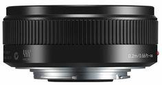 Panasonic Lumix G 20mm f/1.7 II ASPH nuovo ma non troppo