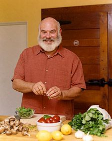 What does America's tireless champion of good nutrition serve to his own guests? We ventured into Dr. Andrew Weil's kitchen to find out.