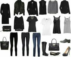 Minimalism Attire, Uniform http://the-simple-student.blogspot.ca/2011/11/extreme-minimalism-wardrobe-essentials.html?m=1