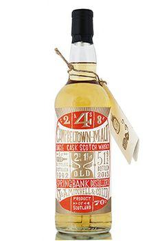 Springbank Whisky, Whisky Store, Bourbon Whiskey, Scotch Whisky, 21 Years Old, Distillery, Liquor, Drinks Cabinet, Men Stuff