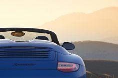 Porsche Speedster 2011