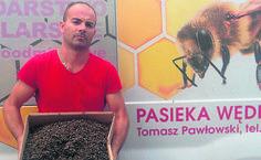 Kluczborscy pszczelarze padli ofiarą draństwa konkurencji, kiedy pojechali z pasieką wędrowną w okolice Kłodzka.