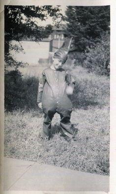 Vintage Photo..Little Elf Boy 1920's, Original Found Photos, Vernacular Photos, Old Photo Snapshot, American Social History Photo by iloveyoumorephotos on Etsy