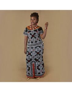 Royal wears, designer toghu short sleeve top and floor length skirt African Print Fashion, African Fashion Dresses, Fashion Outfits, Women's Fashion, African Outfits, African Clothes, 1930s Fashion, African Prints, African Fabric