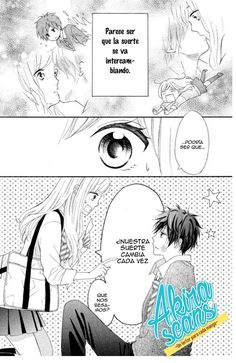 Lucky-La-Kiss Capítulo 1 página 7 (Cargar imágenes: 10), Lucky-La-Kiss Manga Español, lectura Lucky-La-Kiss Capítulo 1 online