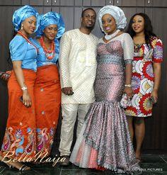 Jennifer Adighije & Obiora Okolo Traditional Wedding - March 2013 - BellaNaija004