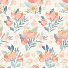 Soft and subtle, this wallpaper will look gorgeous in a baby girl nursery now and will easily transition into her big girl room as she grows. Dimensions & Details: - Matte finish - Comes pre-pasted fo