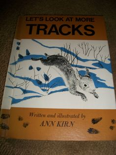 Vintage 1970 Let's Look at More Tracks by Ann Kirn by ARMonaco9, $8.00