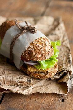 Soy Fillet Burgers #WOWfoodanddrink