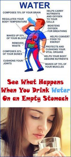 This method is proven to cure different diseases, and those who are healthy will enjoy the energy benefits given from the water.