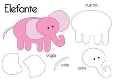 felt_animal_templates-Elephant