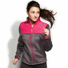 FILA SPORT Core Essentials Biella Performance Fleece Jacket - Women's $24.99