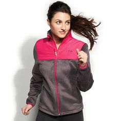 FILA SPORT Core Essentials Biella Performance Fleece Jacket - Women's $24.99
