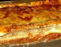 Vegetarian (Meatless) Moussaka Recipe