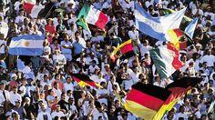 Alemanha x Argentina, um confronto para a história - Esporte - Notícia - VEJA.com