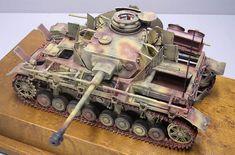Diorama, Panzer Iv, Model Tanks, Military Vehicles, Finals, Landing Gear, Vehicles, Army Vehicles, Dioramas