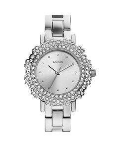 Guess Ladies Watch Trendy Watches, Michael Kors Watch, Bracelet Watch, Bling, Bracelets, Accessories, Jewelry, Bangles, Jewlery