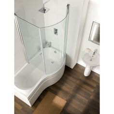 #Showbath is one kind of #bathroom accessories that provide a modern and stylish bathroom. We know that everyone wants a #stylishbathroom. So when you want to purchase a stylish and modern #showerbath, then you must contact #CrystalBathroom.