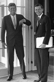 Stephen Smith with President Kennedy Stephen Edward Smith was born in Brooklyn on September 24, 1927, the youngest of five boys. He attended Polytechnic Prep, where he was an outstanding athlete. While studying history and social sciences at Georgetown University, he met his future wife of thirty-four years, Jean Kennedy. They married in 1956.
