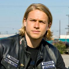 Photo: Charlie Hunnam, Sons of Anarchy /