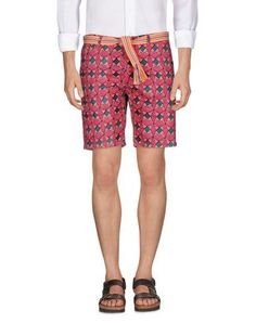 SCOTCH & SODA Men's Shorts Coral 33 jeans