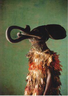 Tribal Dancer, Bafut, Cameroon. Photographer Philip Lee Harvey, UK (Travel Photographer of the Year ltd. 2012)