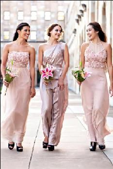 Sex in the City bridesmaids