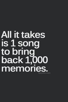 Great music quote!