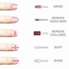 How To Do Pedicure, Pedicure At Home, Mani Pedi, Manicure And Pedicure, Pedicures, Pedicure Kit, Acrylic Nails At Home, Gel Nails At Home, Diy Nails