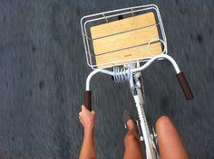 Linus Bike Basket