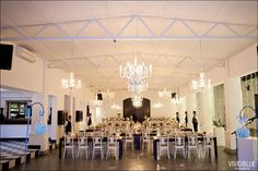 Wian & Jacomien celebrated their wedding at Molenvliet on a beautiful winters day. Wedding Venues, Chandelier, Ceiling Lights, Celebrities, Photography, Blue, Beautiful, Home Decor, Wedding Reception Venues